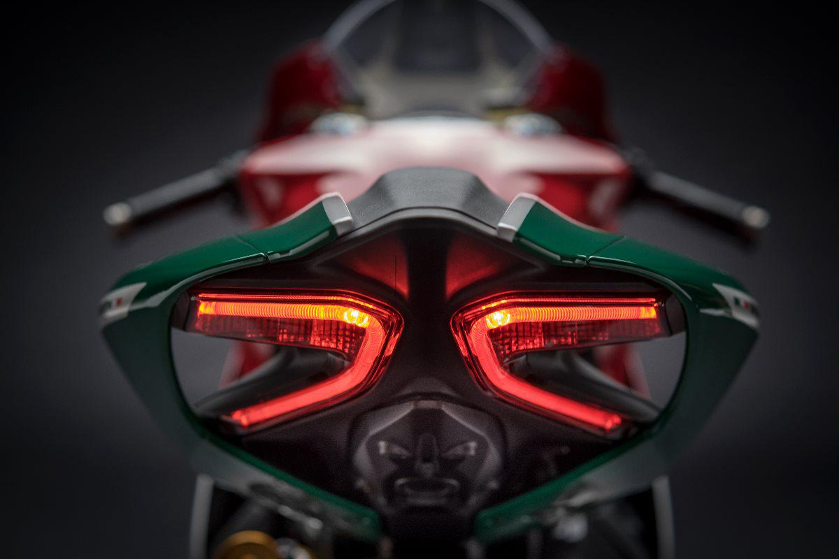 2019 Ducati 1299 Panigale R Final Edition rear