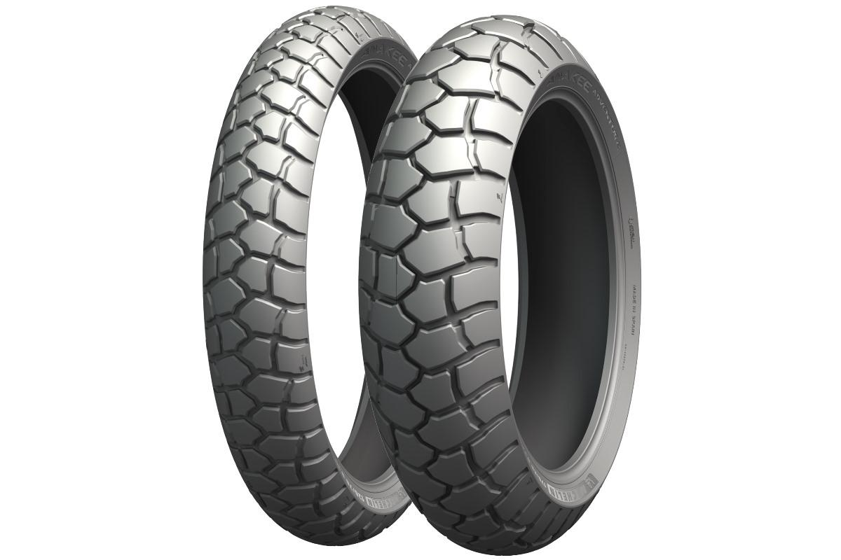 Michelin Anakee Adventure motorband