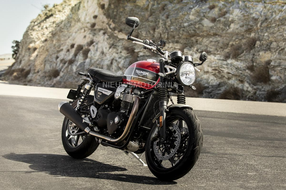 2019 Triumph Speed Twin 1200 1