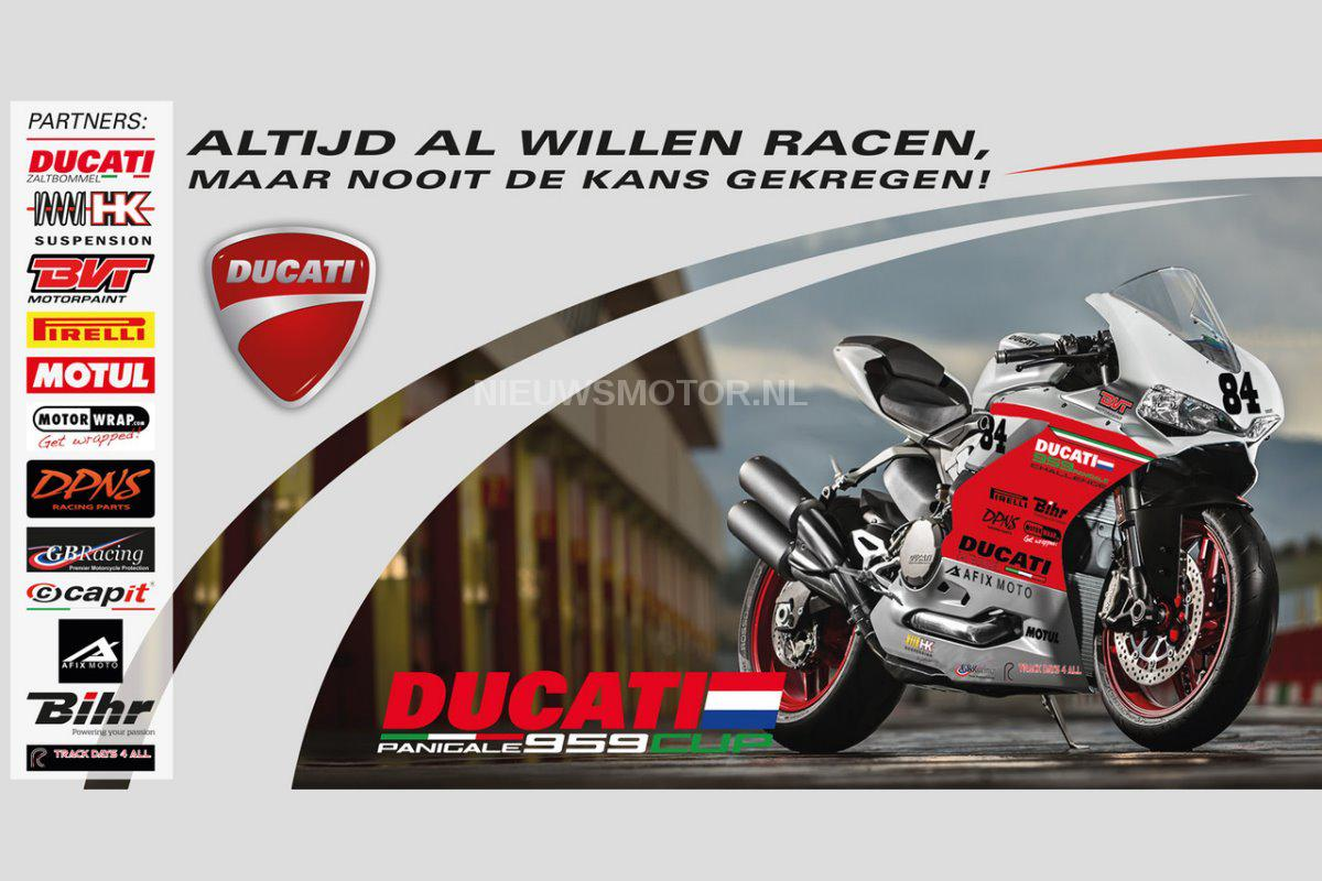Ducati Panigale 959 Cup 2019
