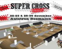 SuperCross Brabant 2018: eind december in Autotron Rosmalen