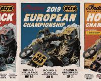 Indian Motorcycle: naast UK nu ook in European Flat Track Series