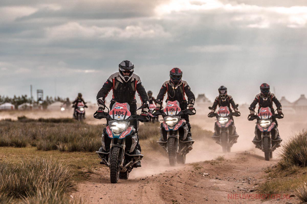 International BMW Motorrad GS Trophy Nederland 2020