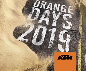 KTM Promo Orange Days 2019