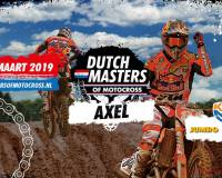 Dutch masters of motocross is cancelled