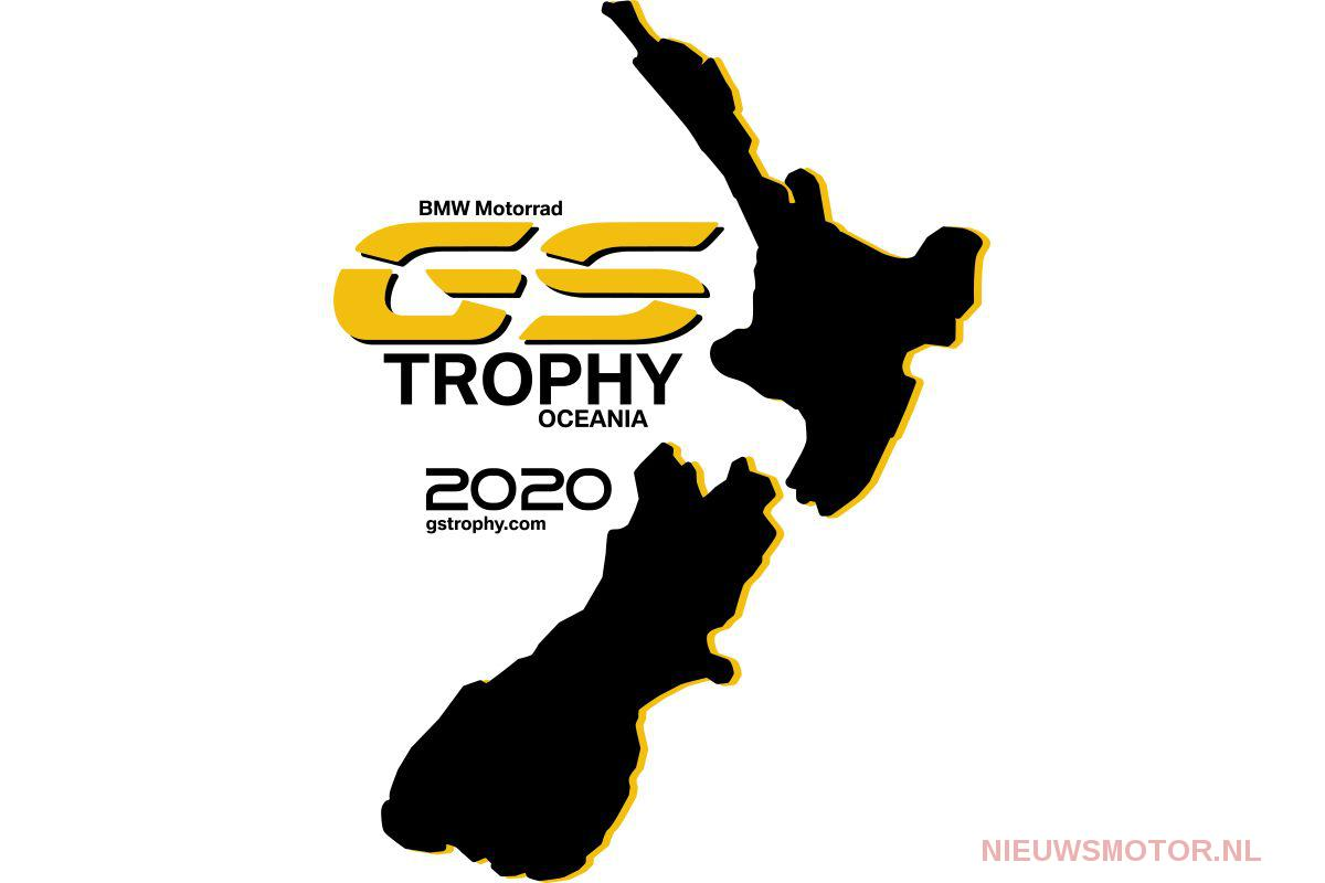 2020 BMW F850GS Trophy Oceania