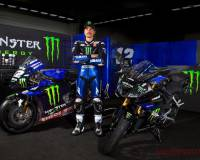 Nieuw: 2019 Yamaha YZF-R125 Monster Energy MotoGP Edition