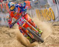 Jeffrey Herlings maakt comeback bij Dutch Masters of Motocross
