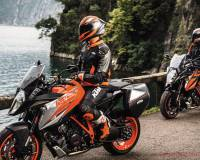 Nieuwe veringsinstellingen KTM 1290 Super Duke GT 2016-2018