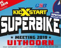 Zondag 16 juni Classic Superbike Meeting 2019
