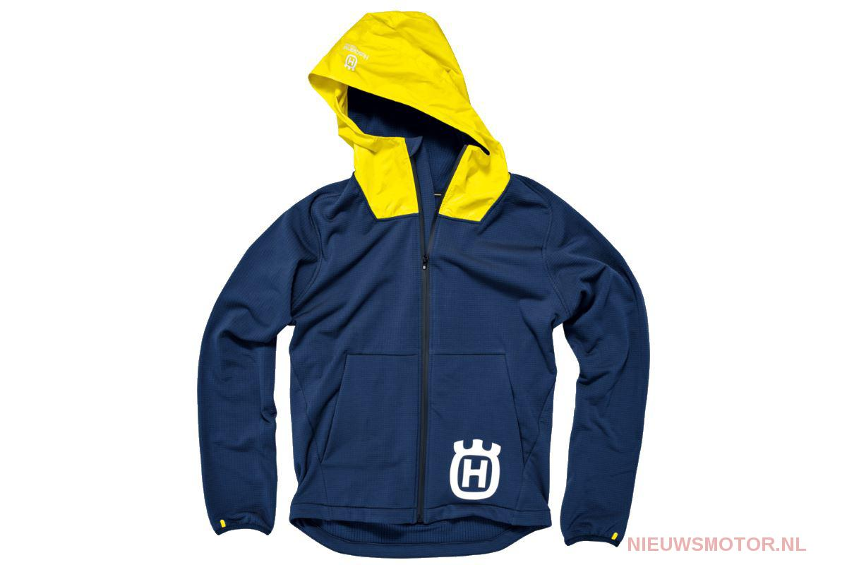 Husqvarna Motorcycles casual clothing