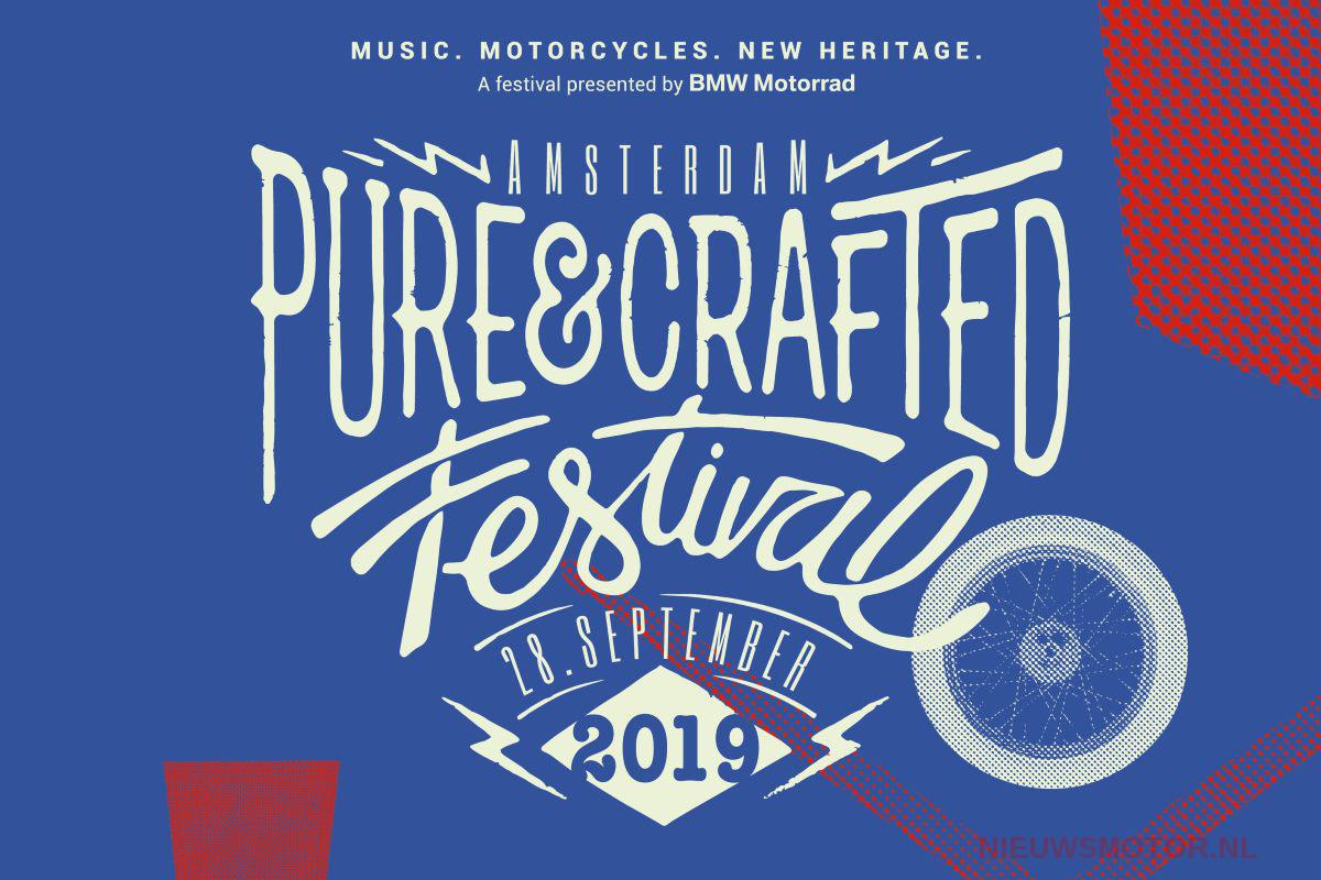 Pure and Crafted Festival 2019 Zaandam BMW