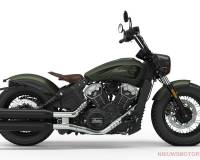2020 Indian Motorcycles: Scout Bobber Twenty & Limited Edition