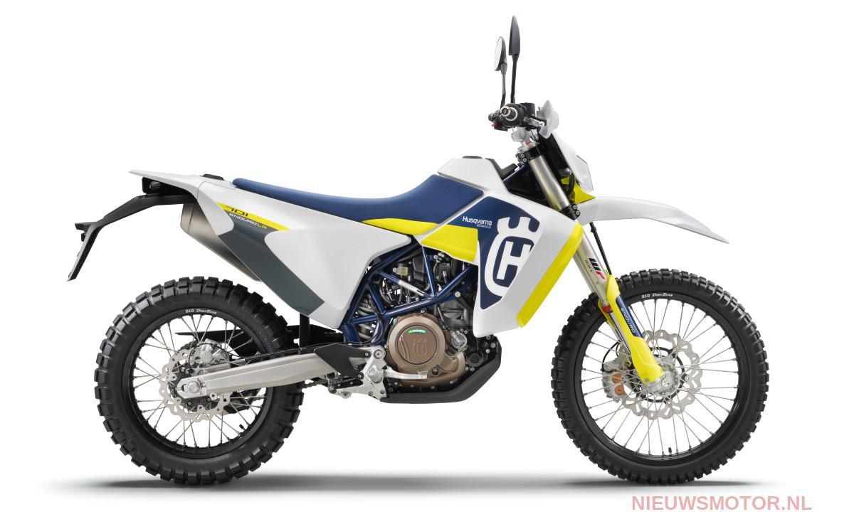 Vernieuwd 2020 Husqvarna 701 Supermoto 701 Enduro En 701 Enduro Lr Nieuwsmotor Kort Snel En Gratis Altijd Het Laatste Motornieuws