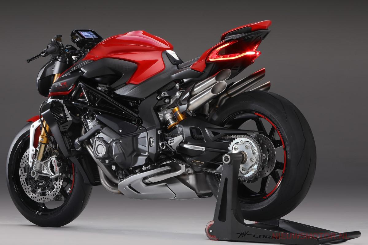 2020 MV Agusta Brutale 1000RR: naked bike met 208 PK