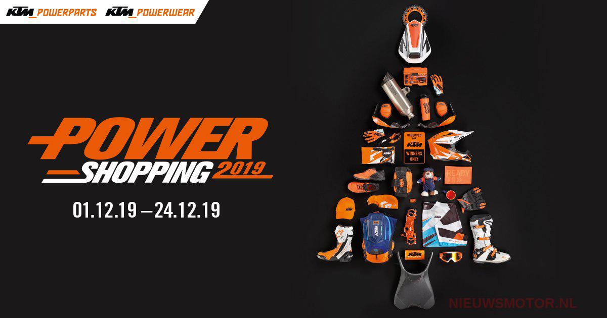 ktm power shopping 2019 pr