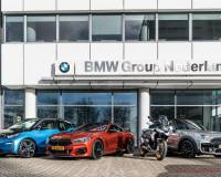 Recordverkopen BMW in Nederland