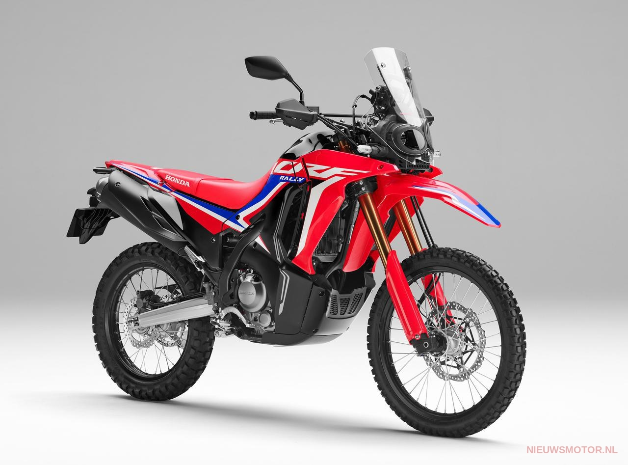 Honda Lanceert Voor 2021 Nieuwe Crf250l En Crf250 Rally Nieuwsmotor Kort Snel En Gratis Altijd Het Laatste Motornieuws