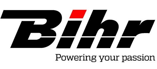 Bihr logo powering your pasion