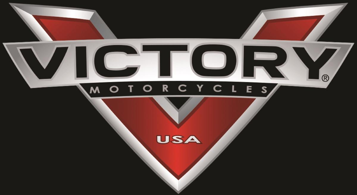 Victory Motorcycles Logo black