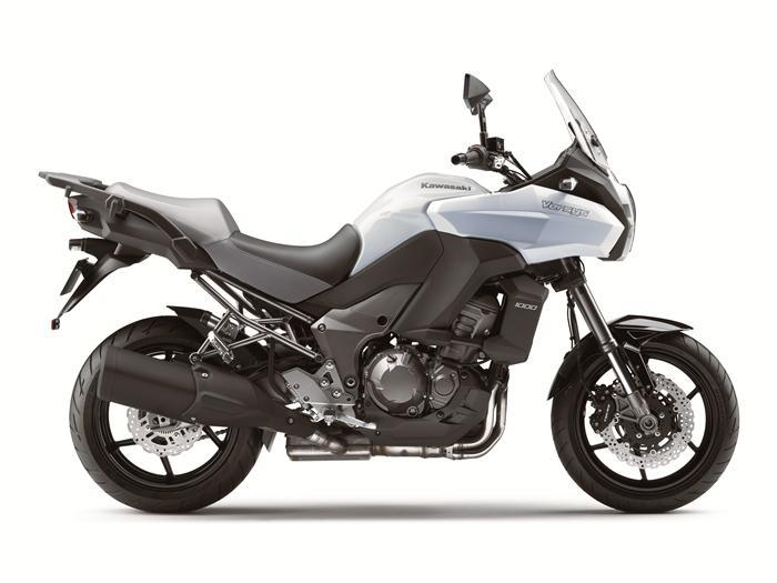 Update: 2012 Kawasaki Versys 1000 (video) - Kort, snel en