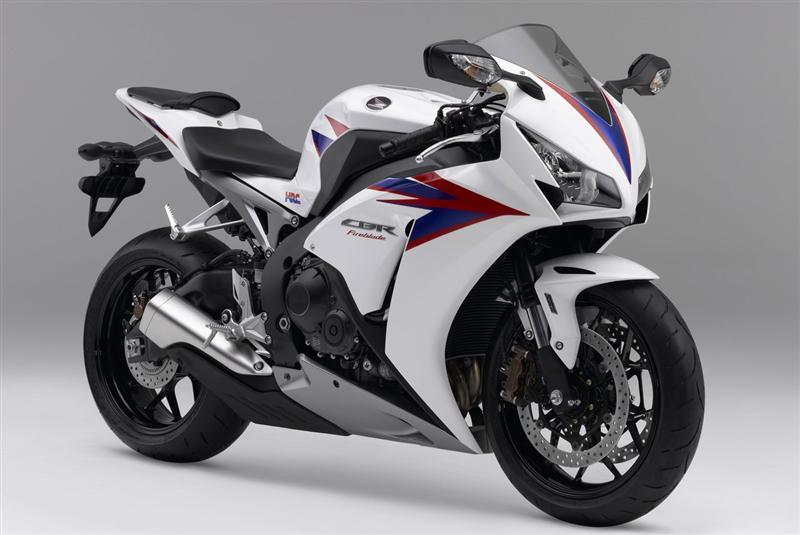 Eerste officiële foto's en details Honda CBR1000RR 2012 ...